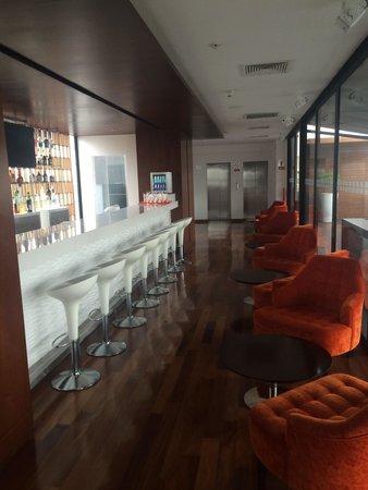 NM Lima Hotel: Bar del último piso !
