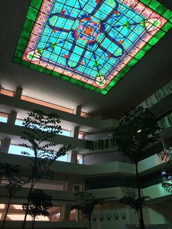 Grand Fiesta Americana Coral Beach Cancun: Atrium
