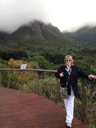 City Sightseeing Cape Town: Kirstenbosch botanic gardens