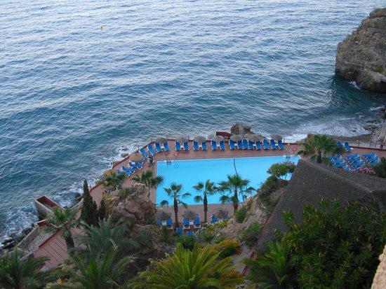 Diverhotel Aguadulce: piscina