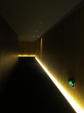 The Opposite House: Hotel halls