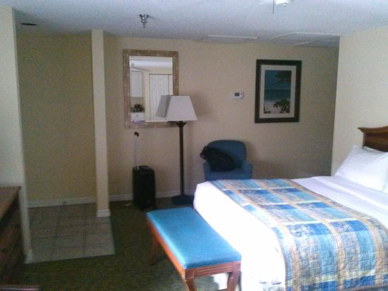 Holiday Inn Hotel & Suites Clearwater Beach South Harbourside: Room