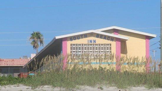 South Beach Inn : vue du motel