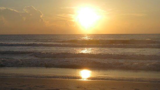 South Beach Inn : un autre merveilleux levé du soleil