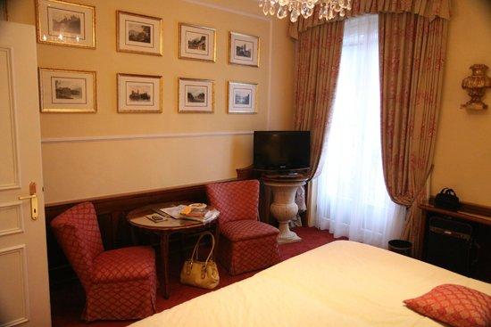 Bristol Hotel Salzburg : Bedroom