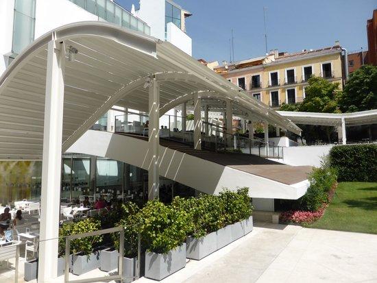 Las Terrazas Del Thyssen Madrid Centro Menu Prices