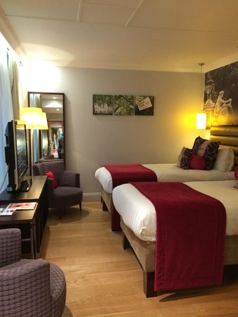 Hotel Indigo London-Paddington: Room