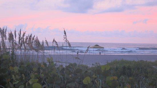 South Beach Inn : matin