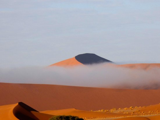 Wilderness Safaris Little Kulala: Dunes in the Fog