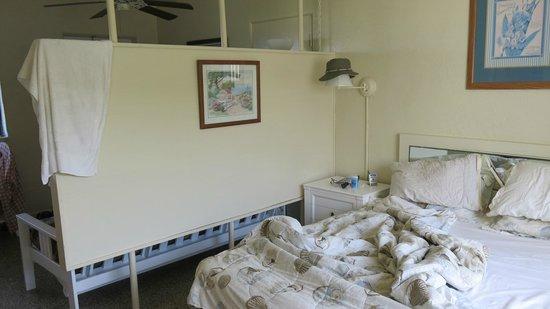 South Beach Inn: la chambre