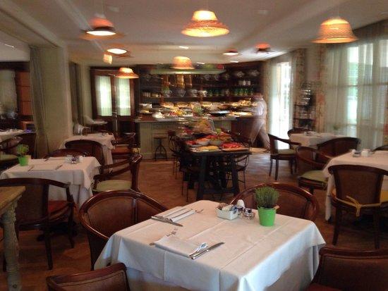 Ville sull'Arno Hotel : Il ristorante