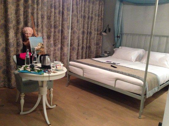 Ville sull'Arno Hotel : Una delle stanze
