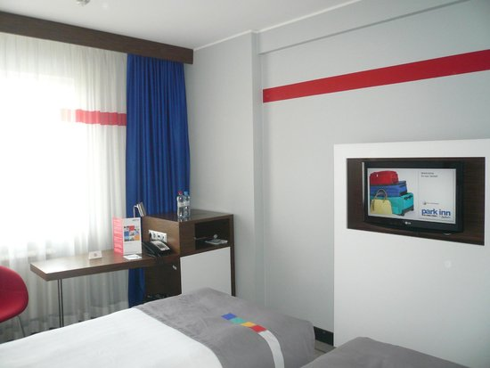 Park Inn by Radisson Sheremetyevo Airport Moscow Hotel: номер