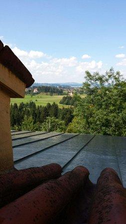 Schloss Hohenschwangau: Vista del lago