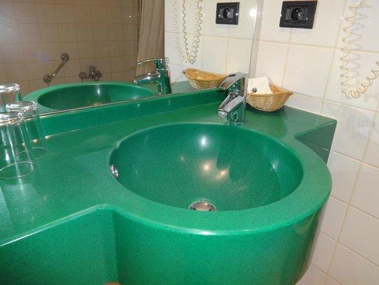 Astrid Centre Hotel Brussels: Lava manos