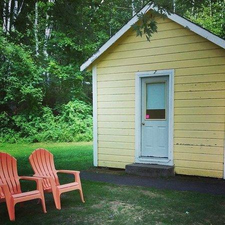 Katahdin Cabins: Cabin 7