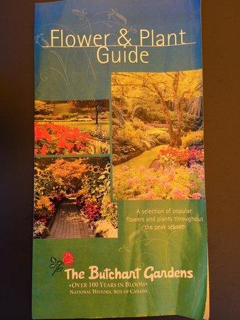 Butchart Gardens: Guía