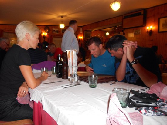 Bait Dal Ghet: Love our table!!