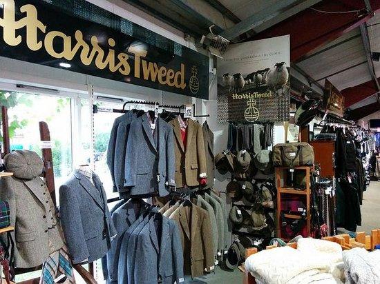 The Scottish Wool Centre: Aberfoyle Wool Centre