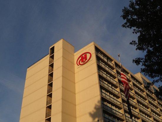 尤金會議中心希爾頓飯店照片