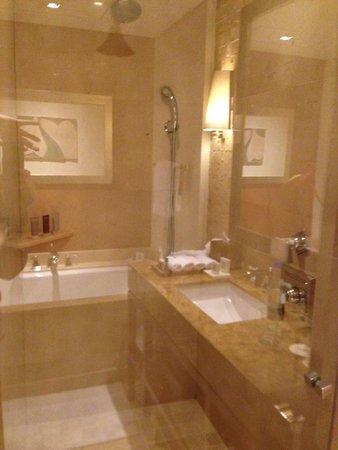 JW Marriott Hotel Bogota: banho