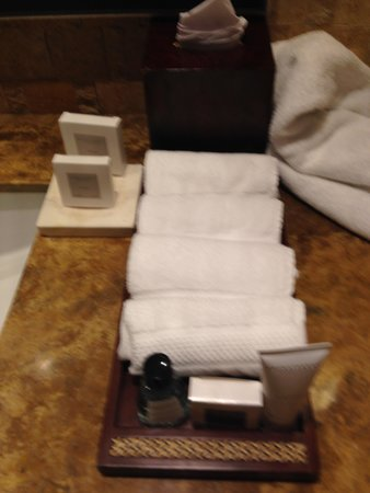 JW Marriott Hotel Bogota : amenities
