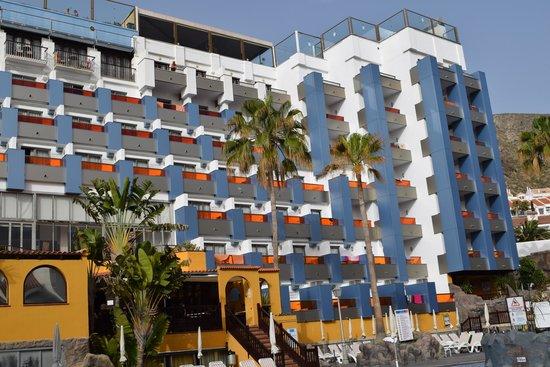 Paradise Park Fun Lifestyle Hotel: hotel