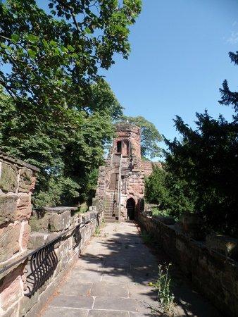 The Chester Tour: Bonewaldethorpe Tower