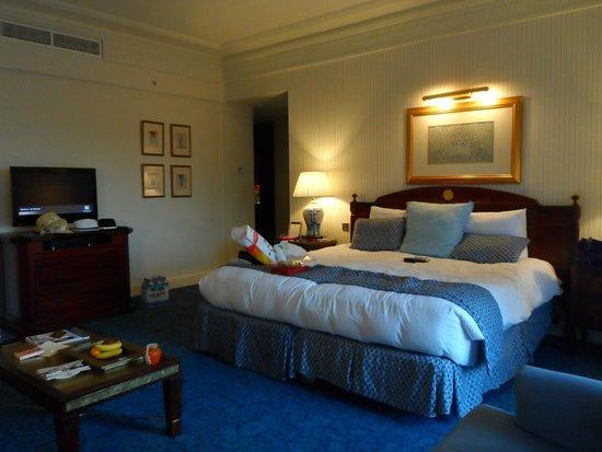 Al Bustan Palace, A Ritz-Carlton Hotel: Suite