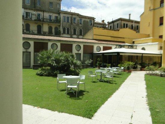 Best Western Premier Hotel Sant'Elena : area externa