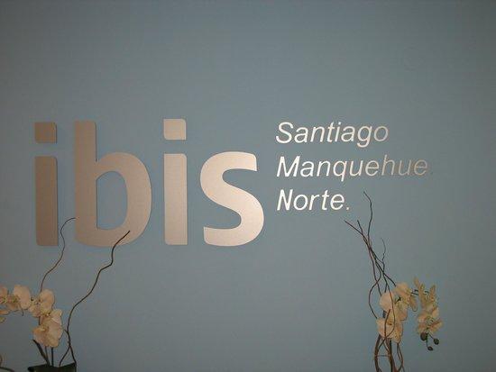 Ibis Santiago Manquehue Norte: Recpção