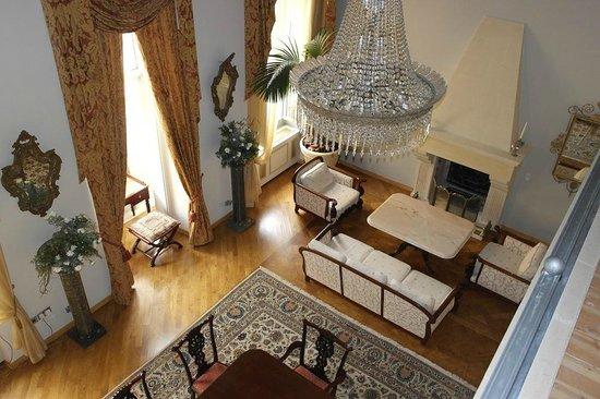 Palazzo Prince D'Orange Luxury Suites: Luxury ball room