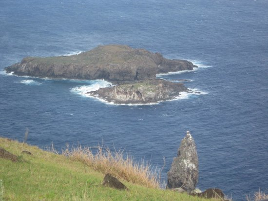 Ballet Kari Kari : Islote Motu  Nui  ( Lugar  en  que  habitaba  el Manutara )
