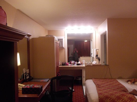 BEST WESTERN PLUS Anaheim Inn: room