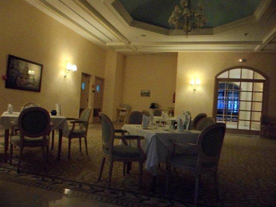 Iberostar Averroes: L'olivier restaurant