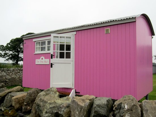 The Outbuildings : Little Pink Hut