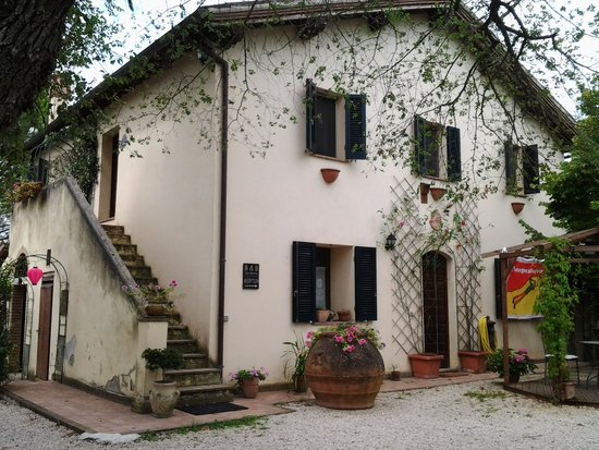 Bed & Breakfast San Marco: la casa