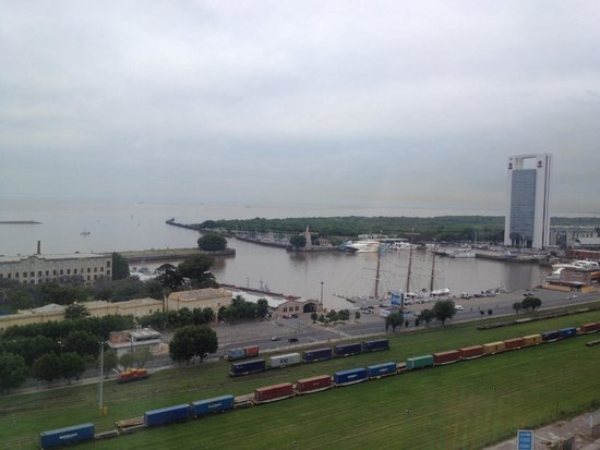 Sheraton Buenos Aires Hotel & Convention Center: View from my room!