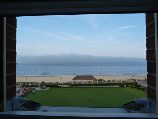 18 Kirkley Cliffe: view from room 32