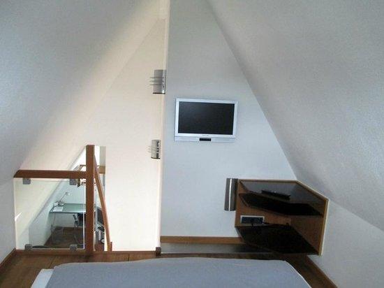 Lint Hotel Köln: Originelles ZImmer