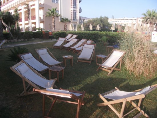 Club Marmara Rethymno Palace : relax