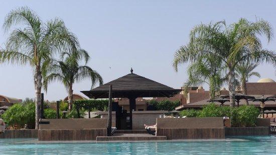 ClubHotel Riu Tikida Palmeraie : Pool and pool bar