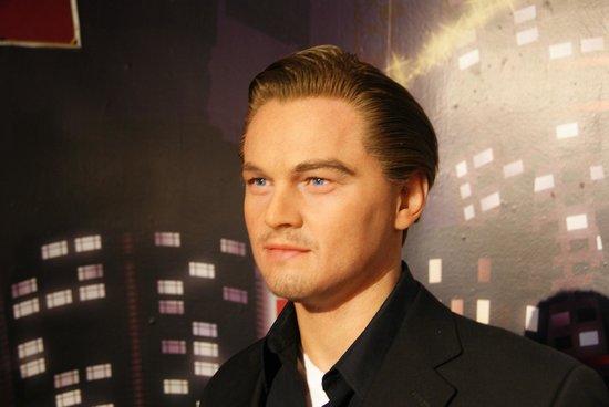 Madame Tussauds New York : Di Caprio
