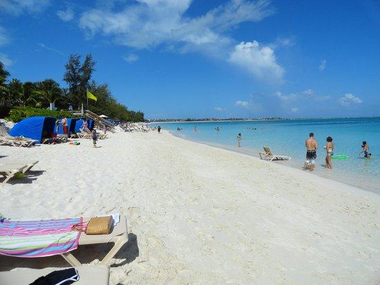 Beaches Turks & Caicos Resort Villages & Spa: Hotel beach