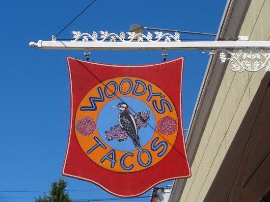 woody's tacos: Woody's