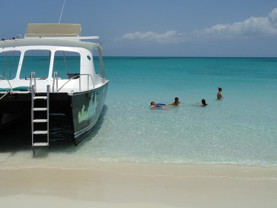 Beaches Turks and Caicos Resort Villages and Spa: Boat Trip