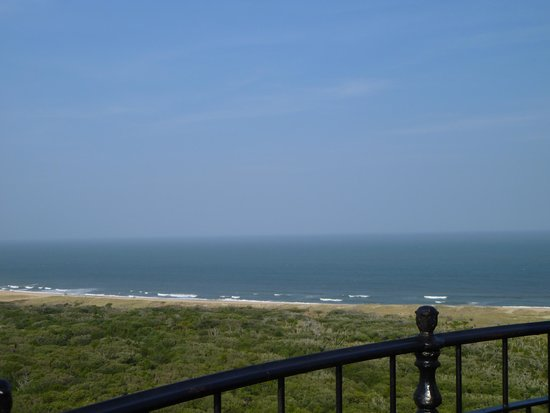 Cape Hatteras Lighthouse: View from the top