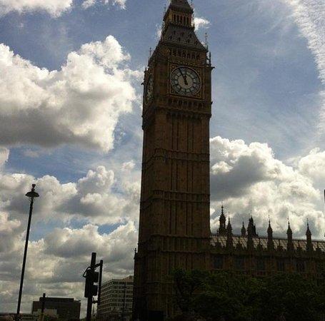 Big Ben: 5
