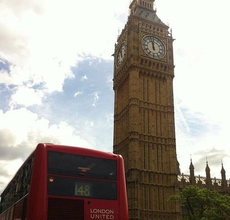 Big Ben: 6