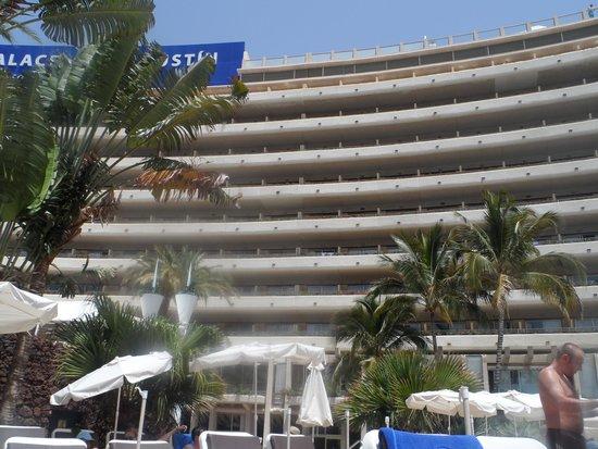 Gloria Palace San Agustín Thalasso & Hotel : Hotel :)
